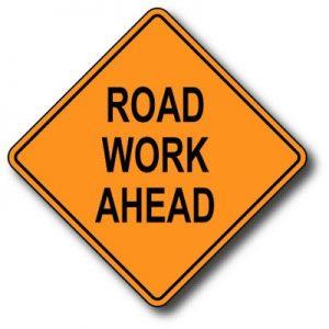 Road Closures Ahead - Mars Borough